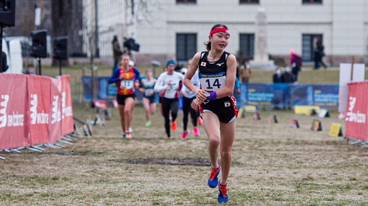 Japan's 13-year-old Natsu Ohta finishes as joint top scorer in yesterday's women's qualifying at the UIPM World Cup in Budapest on her senior debut - all eyes will be on her in tomorrow's final ©UIPM