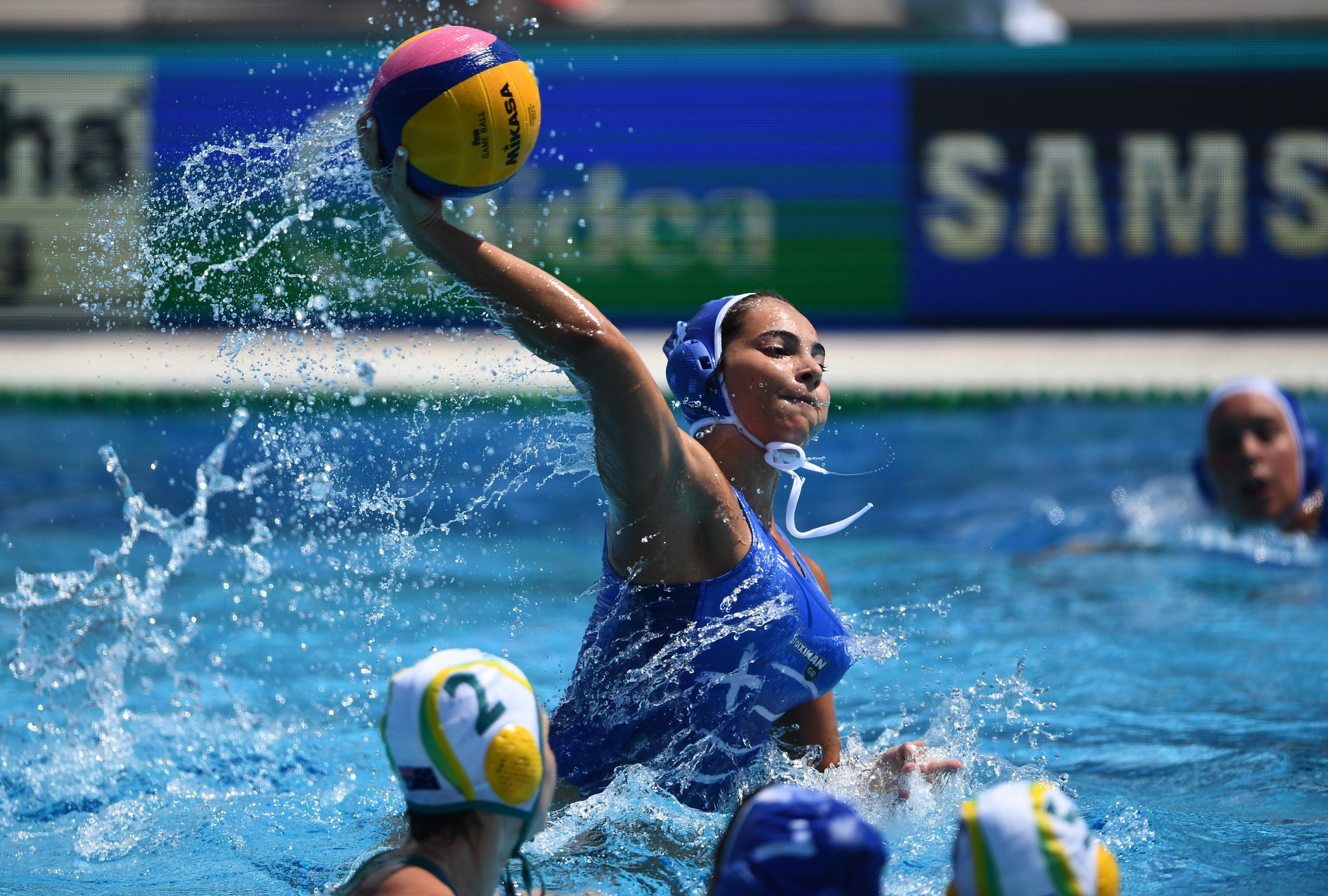 Greece beat The Netherlands in thrilling qualifier for Water Polo World League
