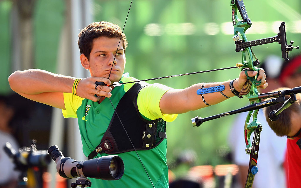 Brazil and Mexico seal team recurve titles at Pan and Parapan American Archery Championships