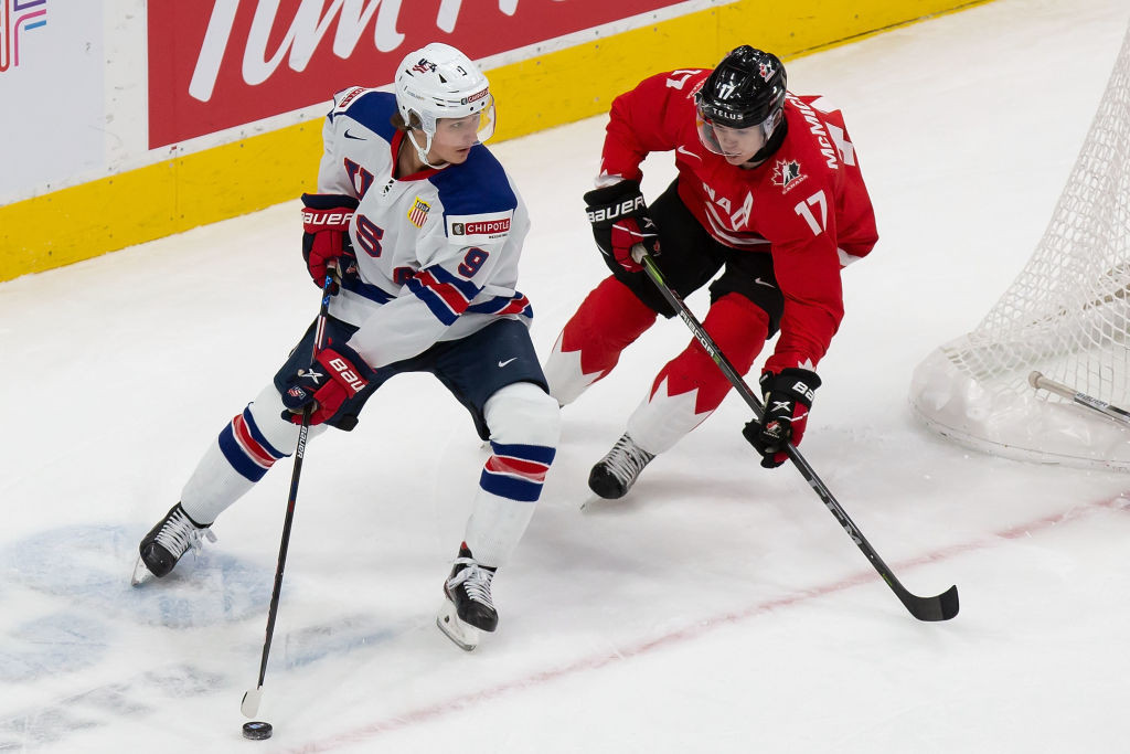 Hockey Canada has signed André Tourigny - whose last role with the national team was helping the men's juniors earn world silver earlier this year in Edmonton - in time for the Beijing 2022 Winter Olympics, where he will be an assistant ©Getty Images