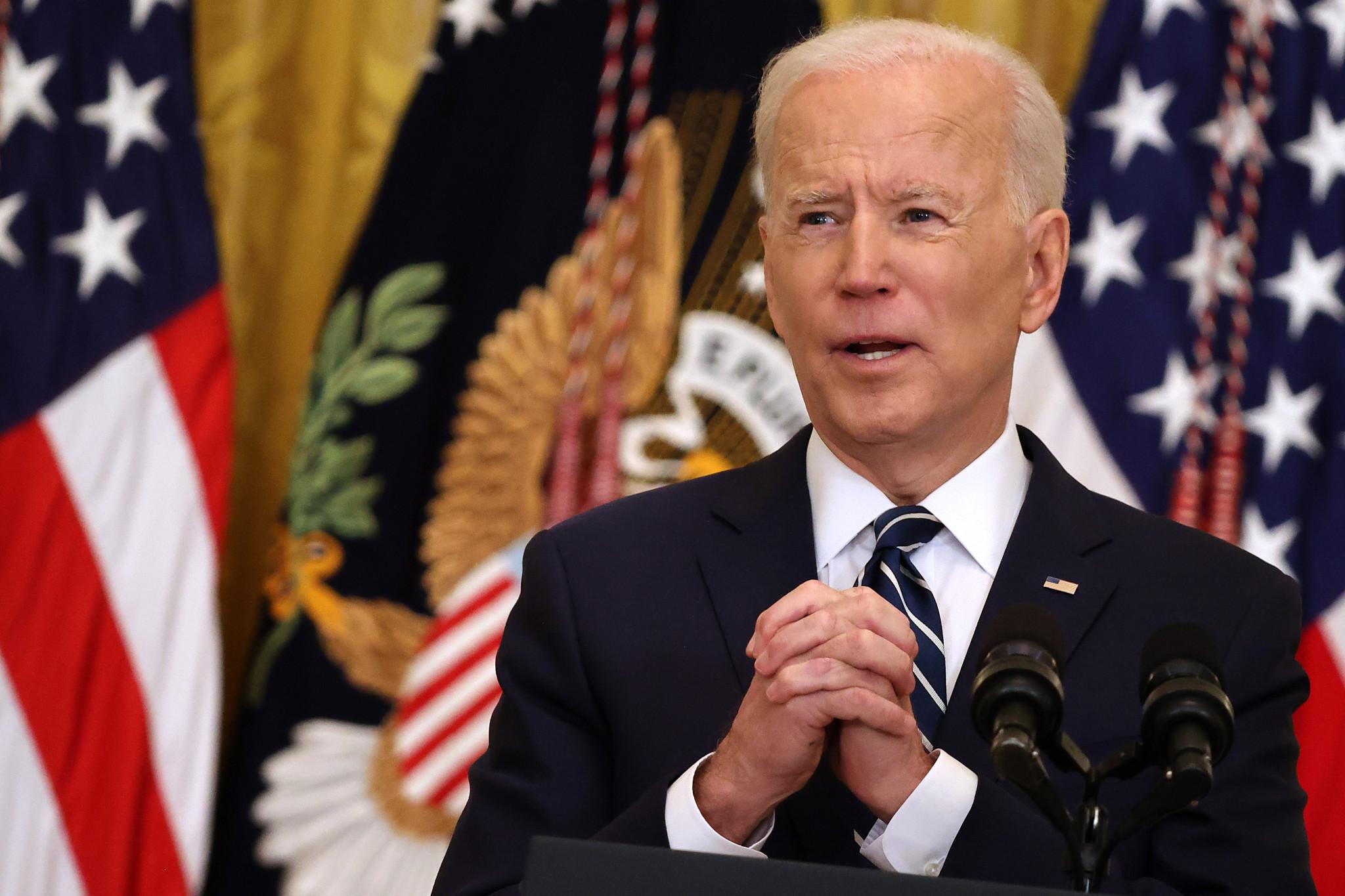 Japanese Prime Minister Suga to invite US President Biden to Tokyo 2020