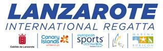 Ireland's pairing of Robert Dickson and Sean Waddilove earned the final European 49er quota place for the Tokyo 2020 Olympics at the Lanzarote International Regatta ©Lanzarote Regatta