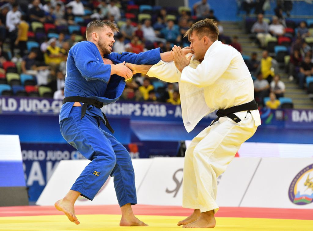 Georgia shines at IJF Tbilisi Grand Slam after Germany pull out with seven COVID-19 positives