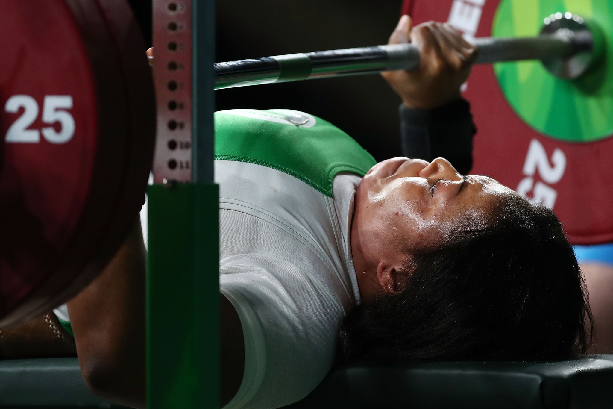 Nigeria continue to dominate at World Para Powerlifting World Cup in Manchester