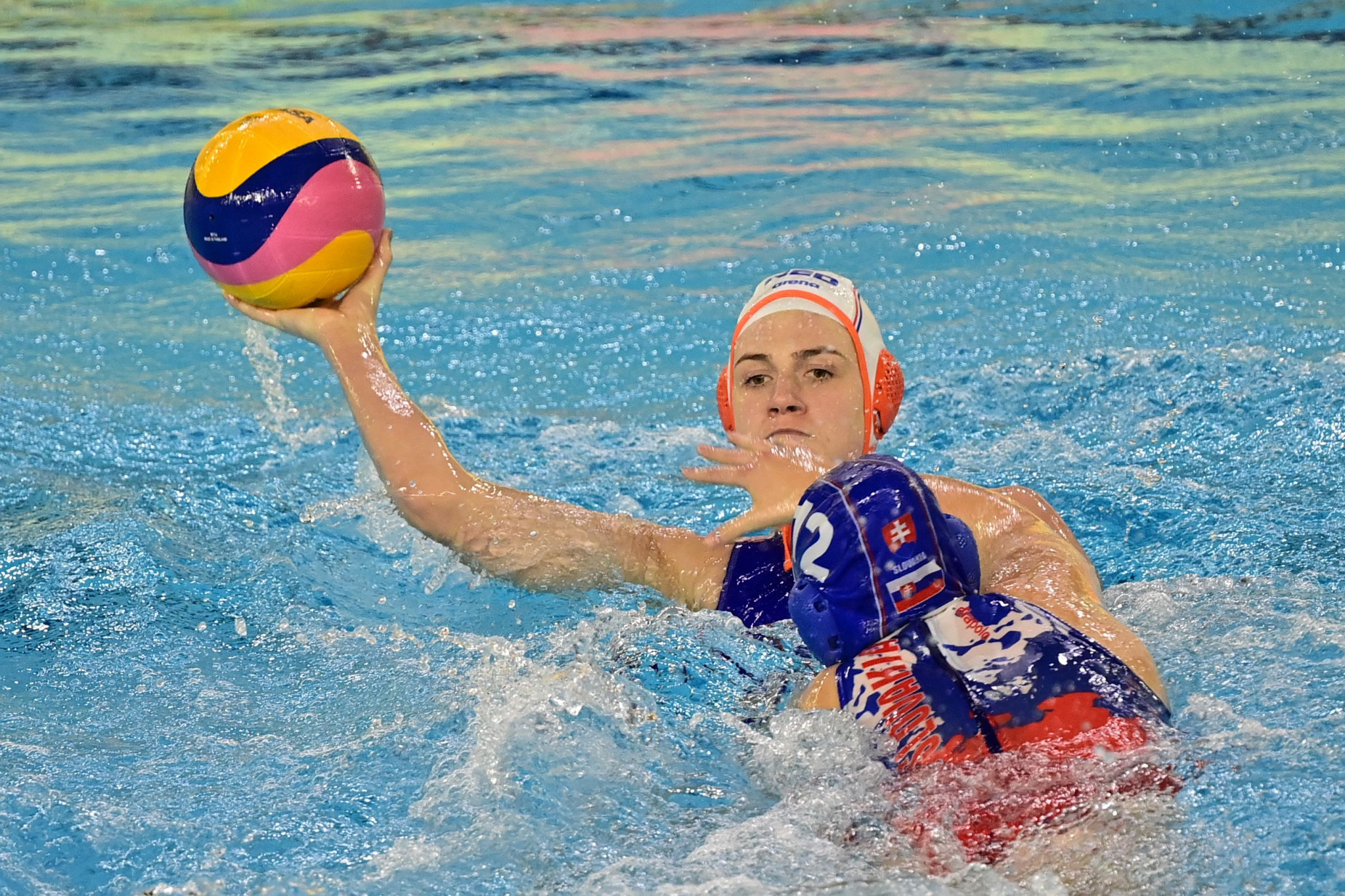 The Netherlands battle back to beat Spain at qualifier for Water Polo World League