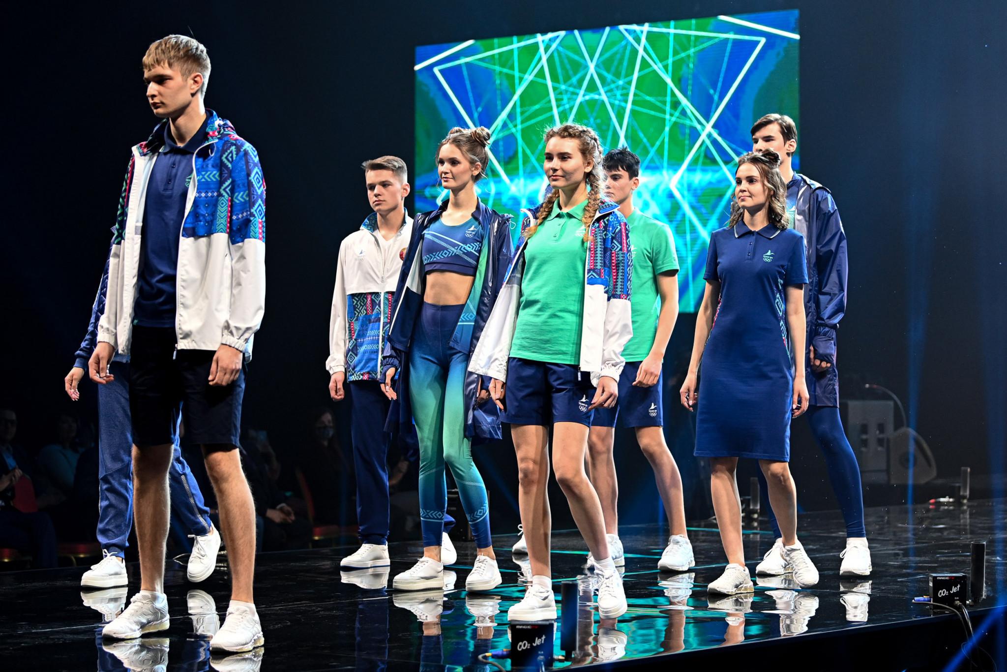 Belarus' Tokyo 2020 uniform unveiled by NOCRB despite IOC sanctions threat