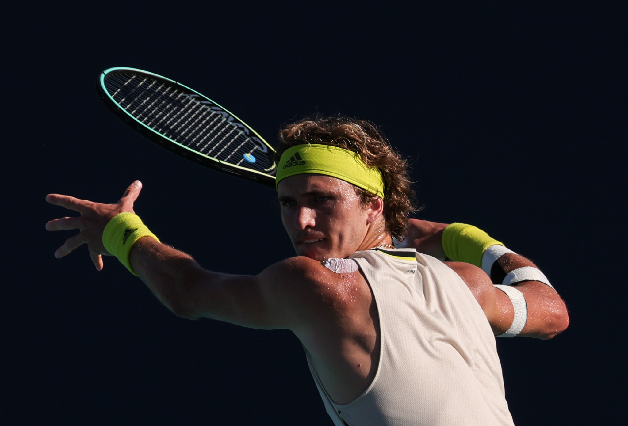 Zverev upset by Ruusuvuori as three top-10 seeds exit Miami Open men's singles