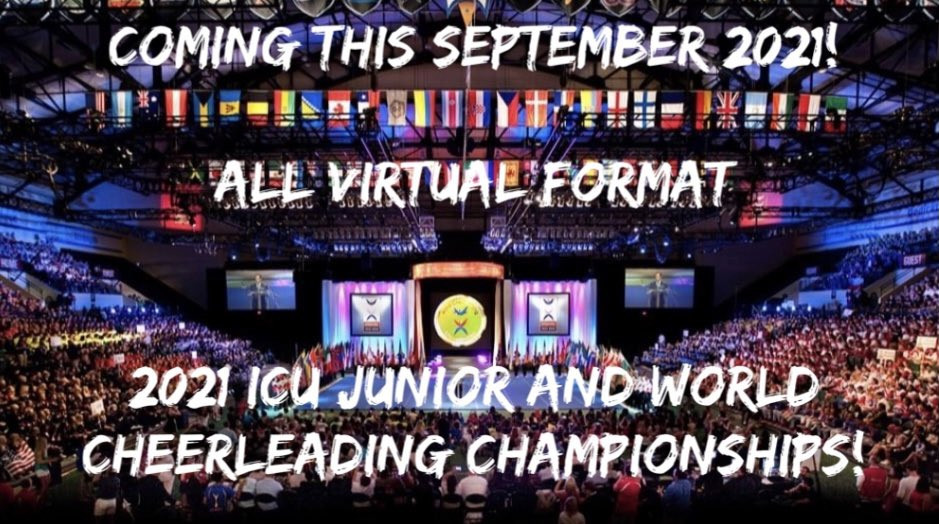 World Cheerleading Championships to be held in virtual format
