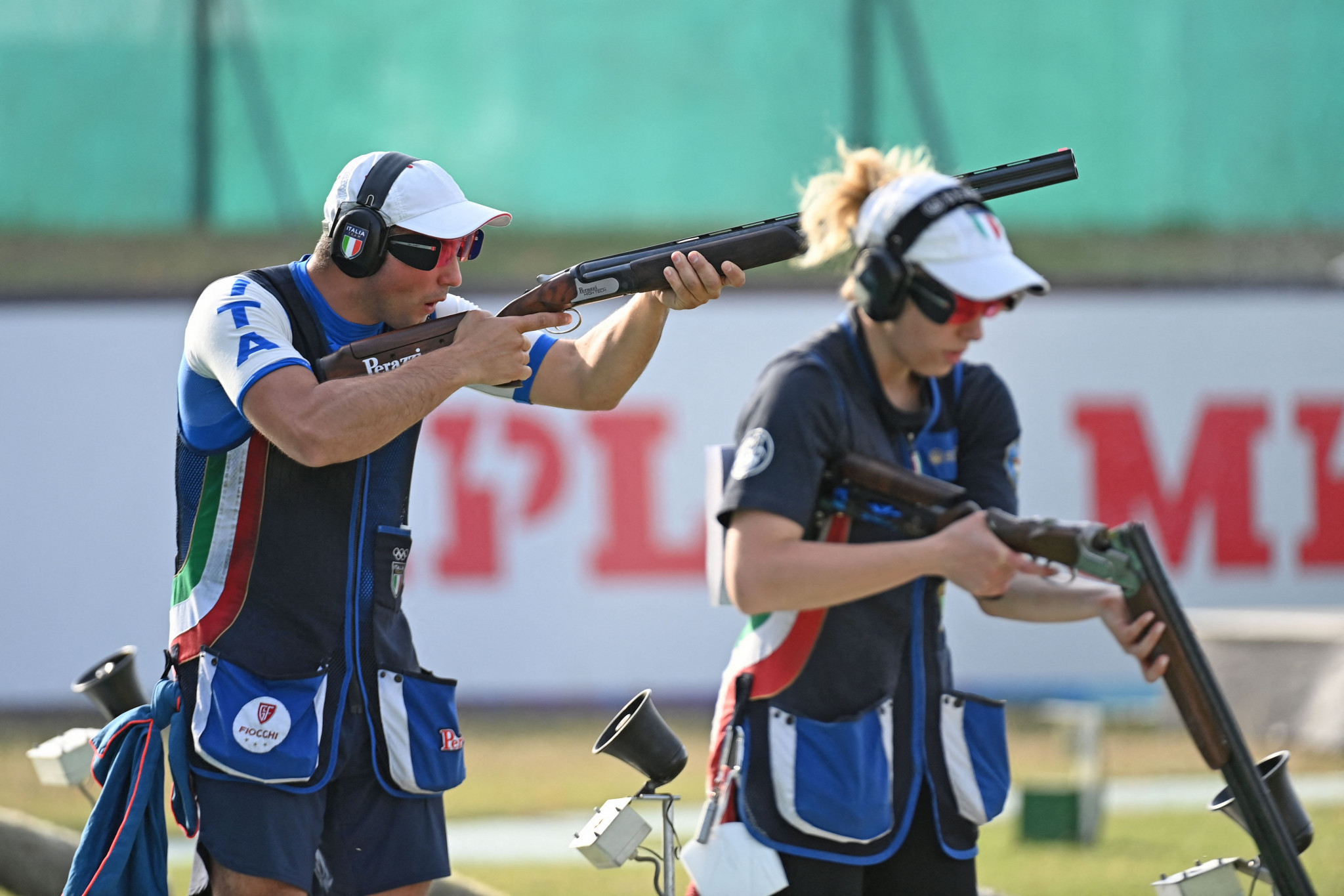 Italy win mixed team trap title at ISSF World Cup in New Delhi