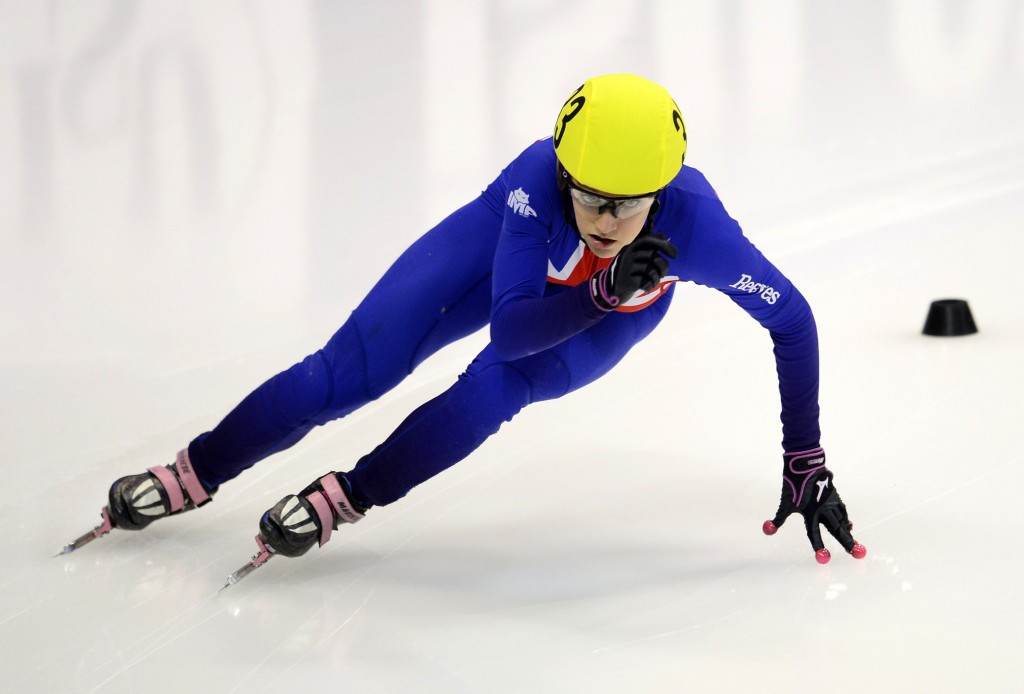 Christie to return to scene of Olympic heartbreak at European Short Track Speed Skating Championships