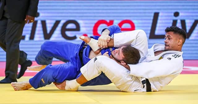 Chouchi stars on way to under-81kg gold at IJF Tbilisi Grand Slam
