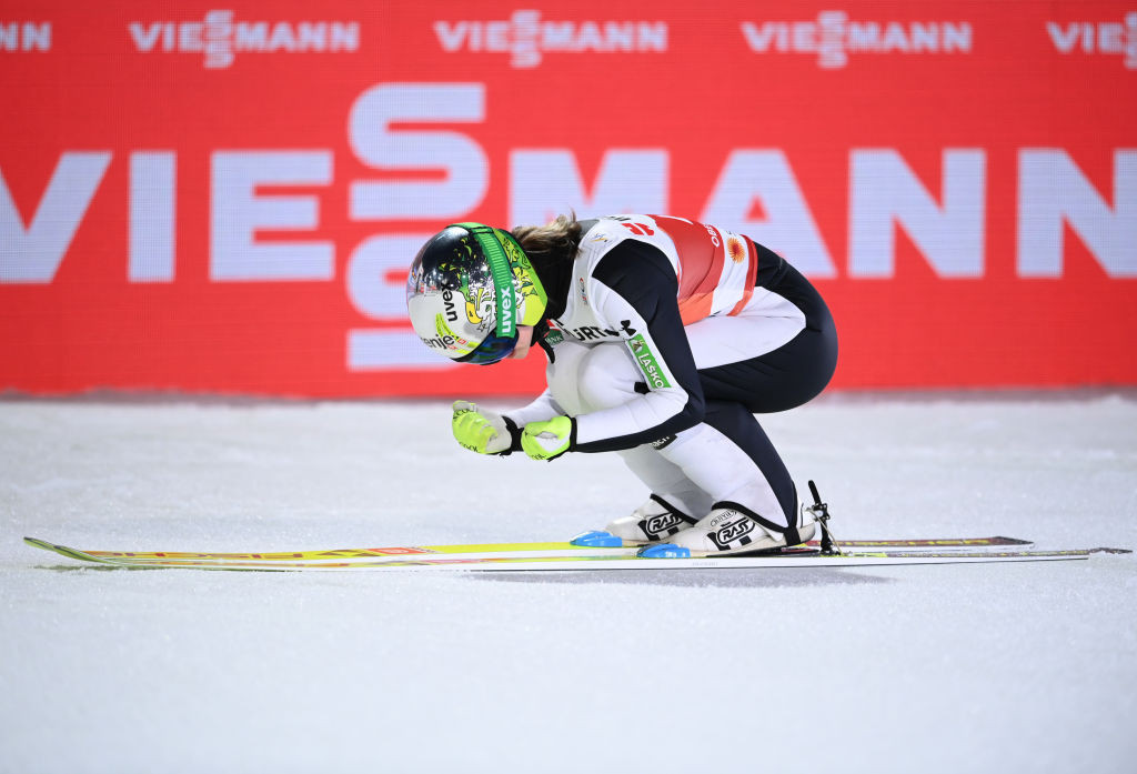 Križnar clinches overall FIS Women's Ski Jumping World Cup title by narrow margin