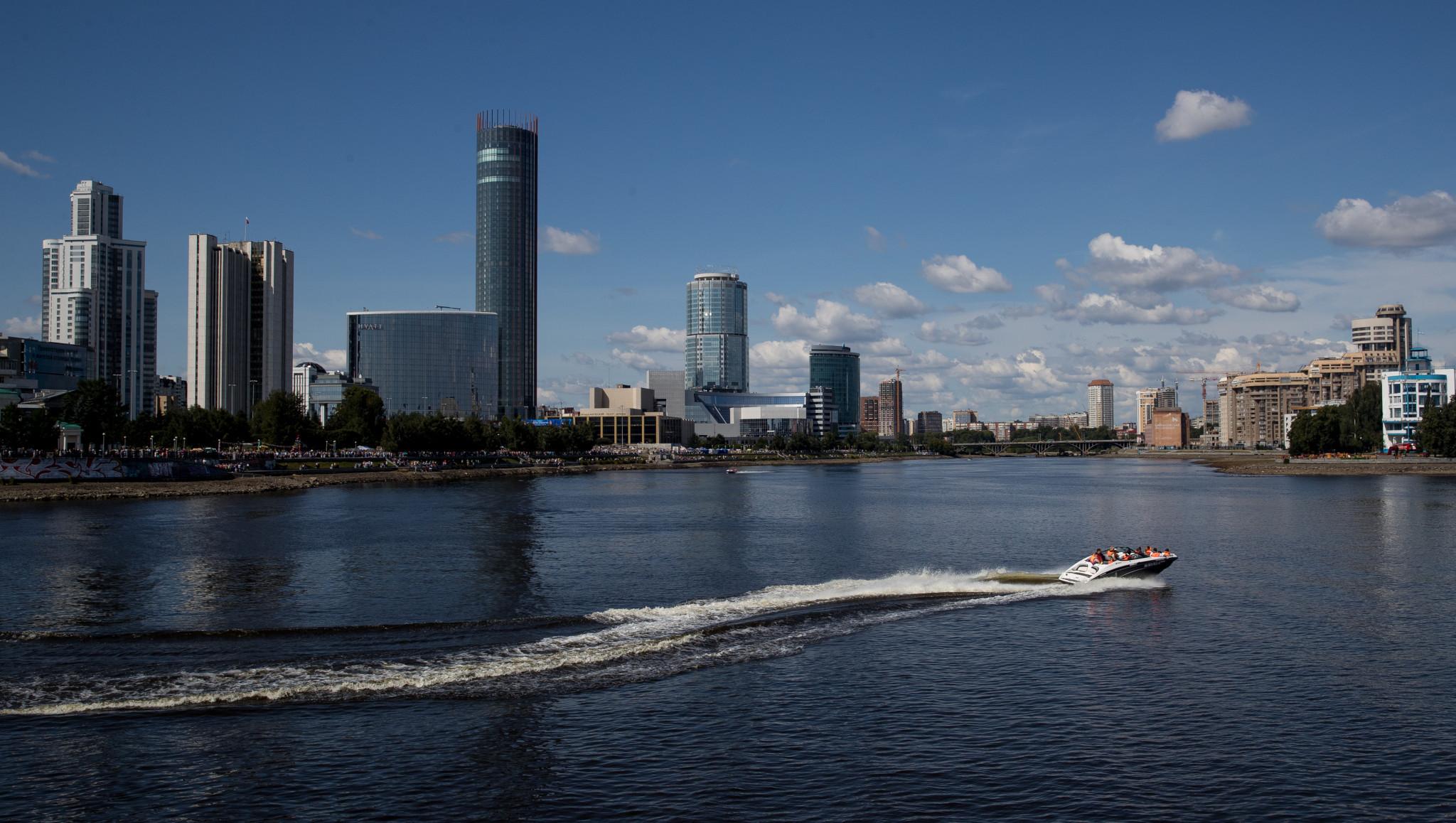 В Екатеринбурге в 2023 году пройдут Всемирные летние студенческие игры © Getty Images