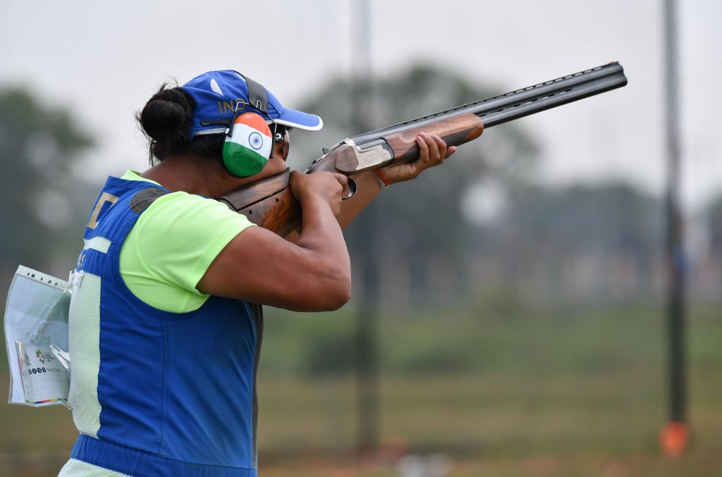 India top medal table after final day of home ISSF World Cup