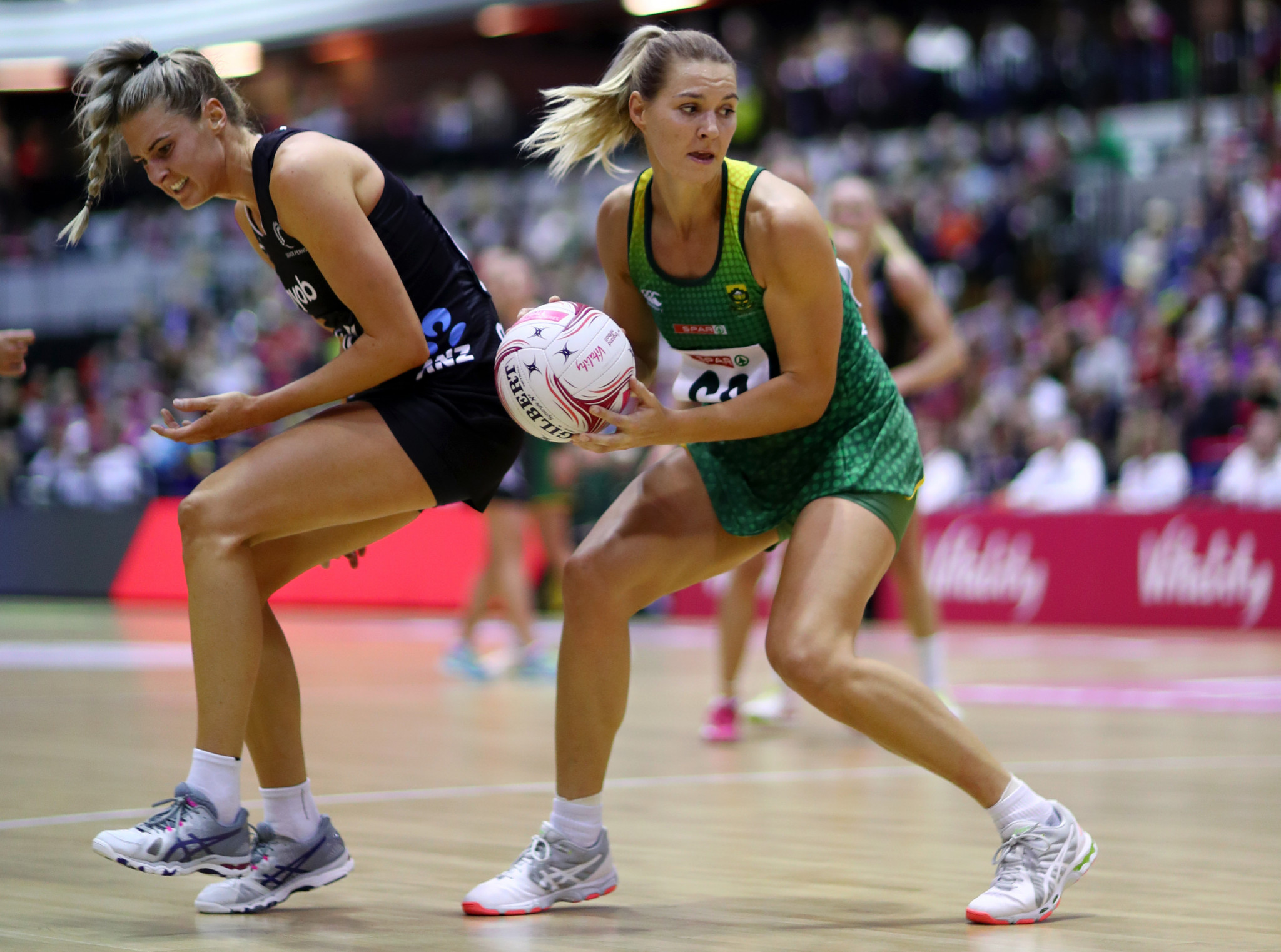 The COVID-19 pandemic has disrupted the netball calendar ©Getty Images