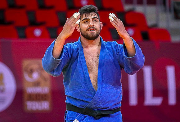 Georgia top medal table at Tbilisi Grand Slam as IJF clarifies COVID-19 situation