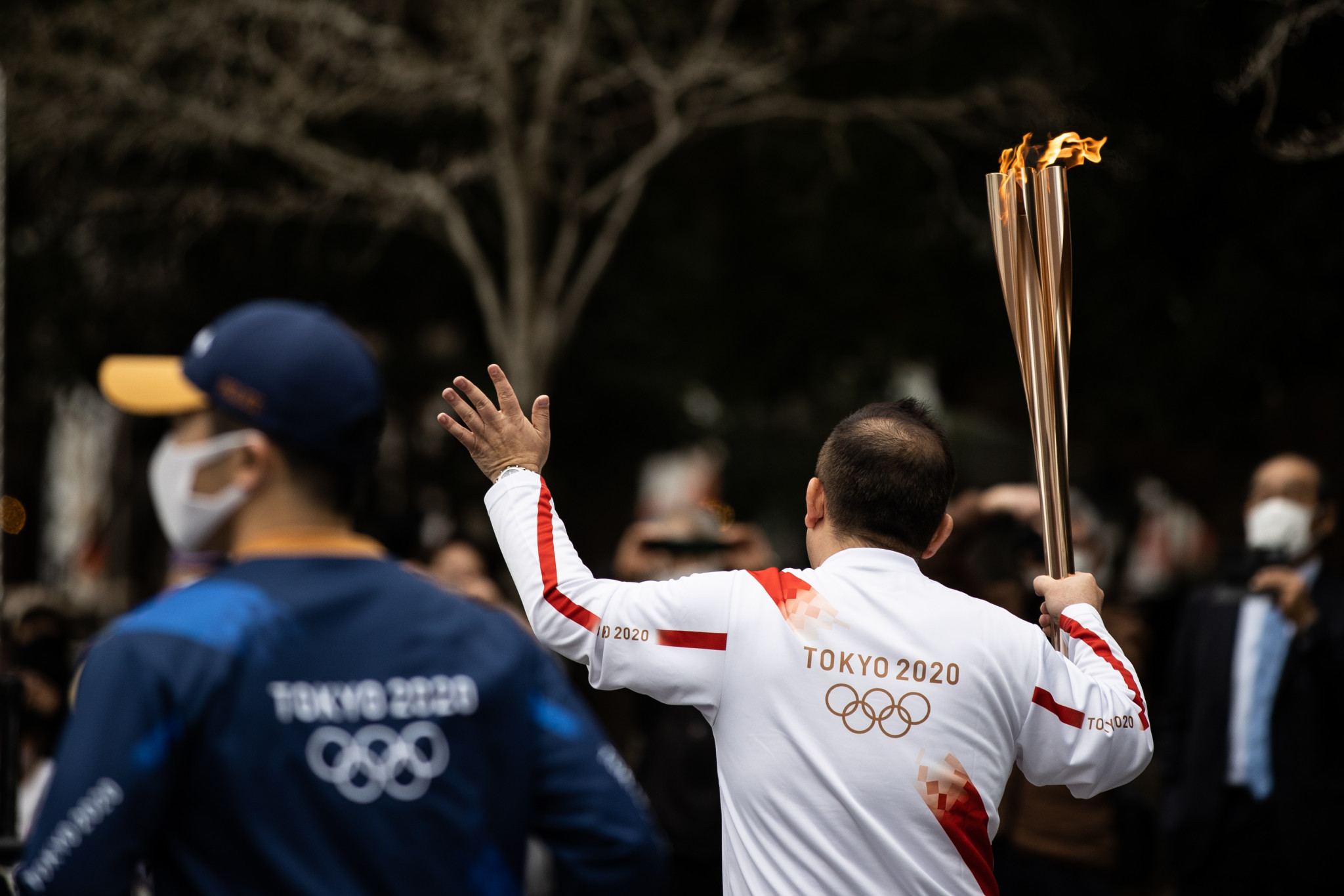 "Restart of Tokyo 2020 Torch Relay is ""great inspiration"" says ANOC President Mitchell"