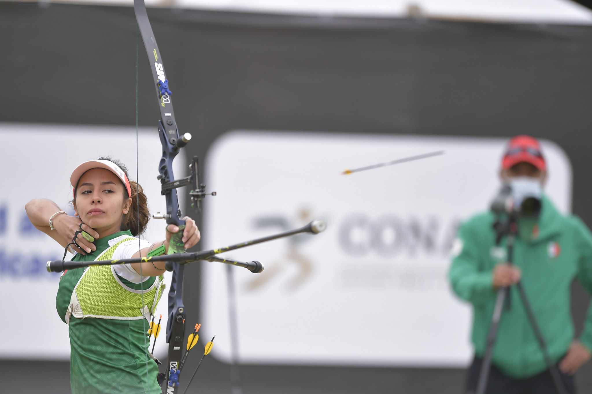 Colombians dominate individual finals at Parapan American Archery Championships