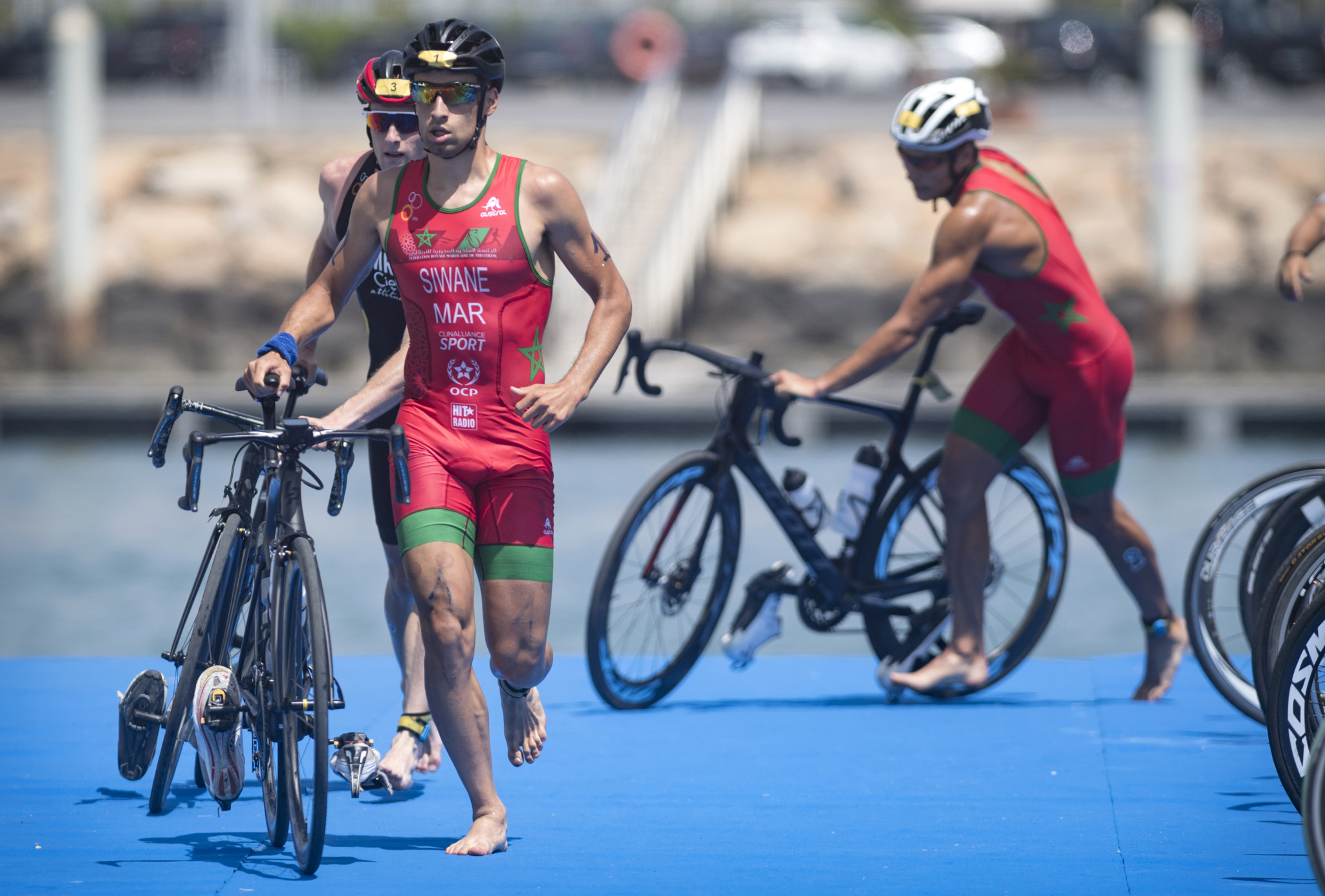 World Triathlon announce 2021 athlete scholarship programme