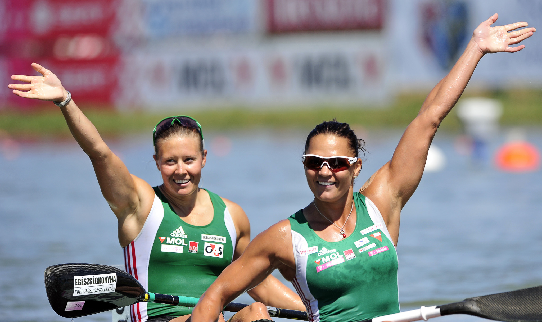 Szeged is set to host the Canoe Sprint European Championships in 2024 ©Getty Images