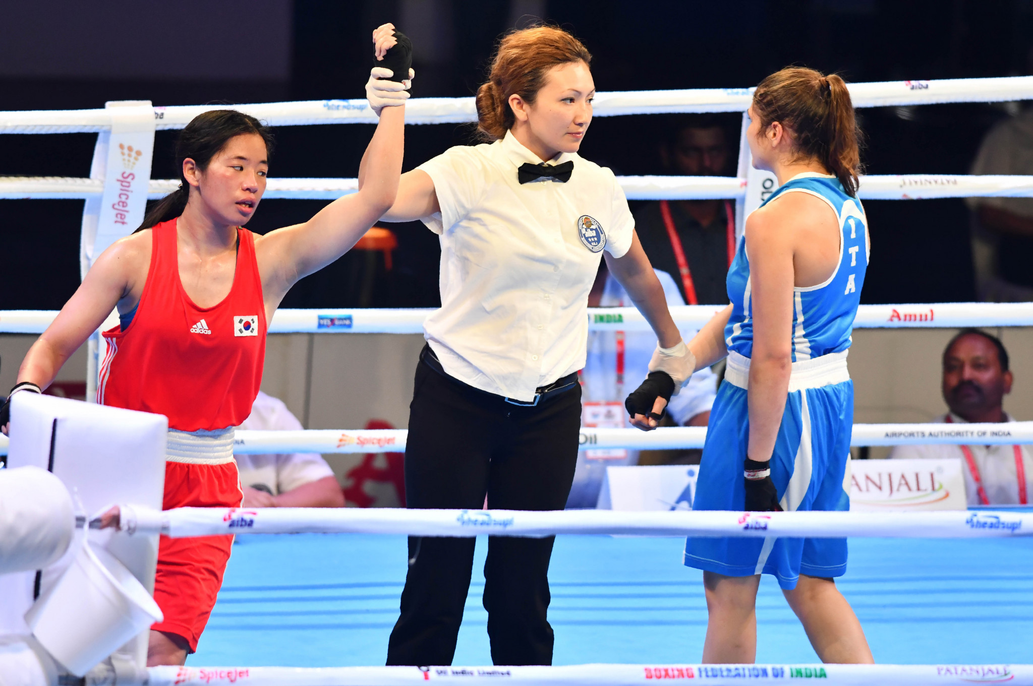 AIBA's Youth World Boxing Championships is set to see nearly 500 athletes compete ©Getty Images