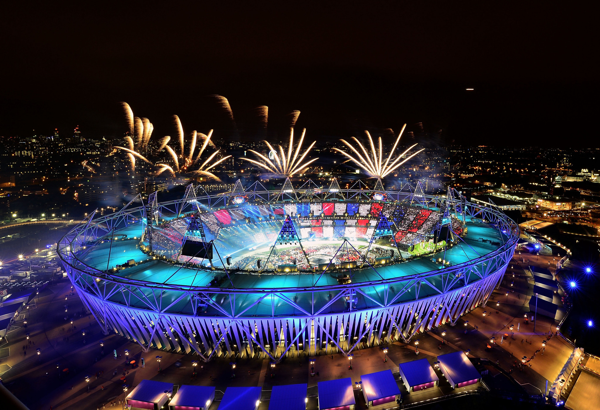 "London 2012 Opening Ceremony named as ""most viewed"" on social media"