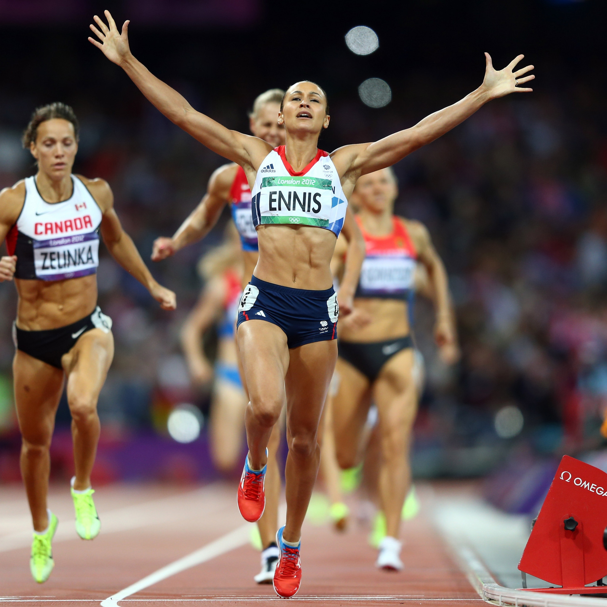 Jessica Ennis-Hill ©Getty Images