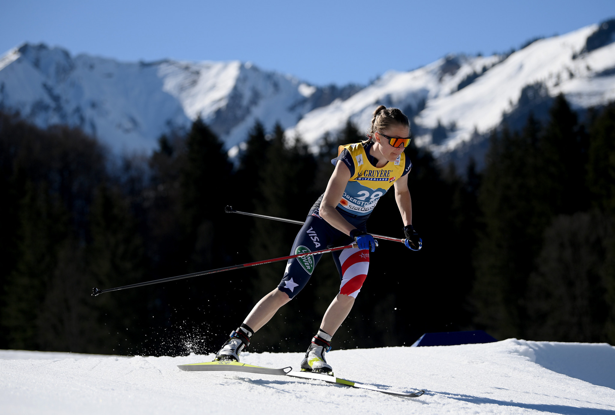 Two-time Olympian Bjornsen retires from cross-country skiing