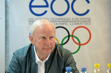 Patrick Hickey insists Rio 2016 will be a success ©Getty Images