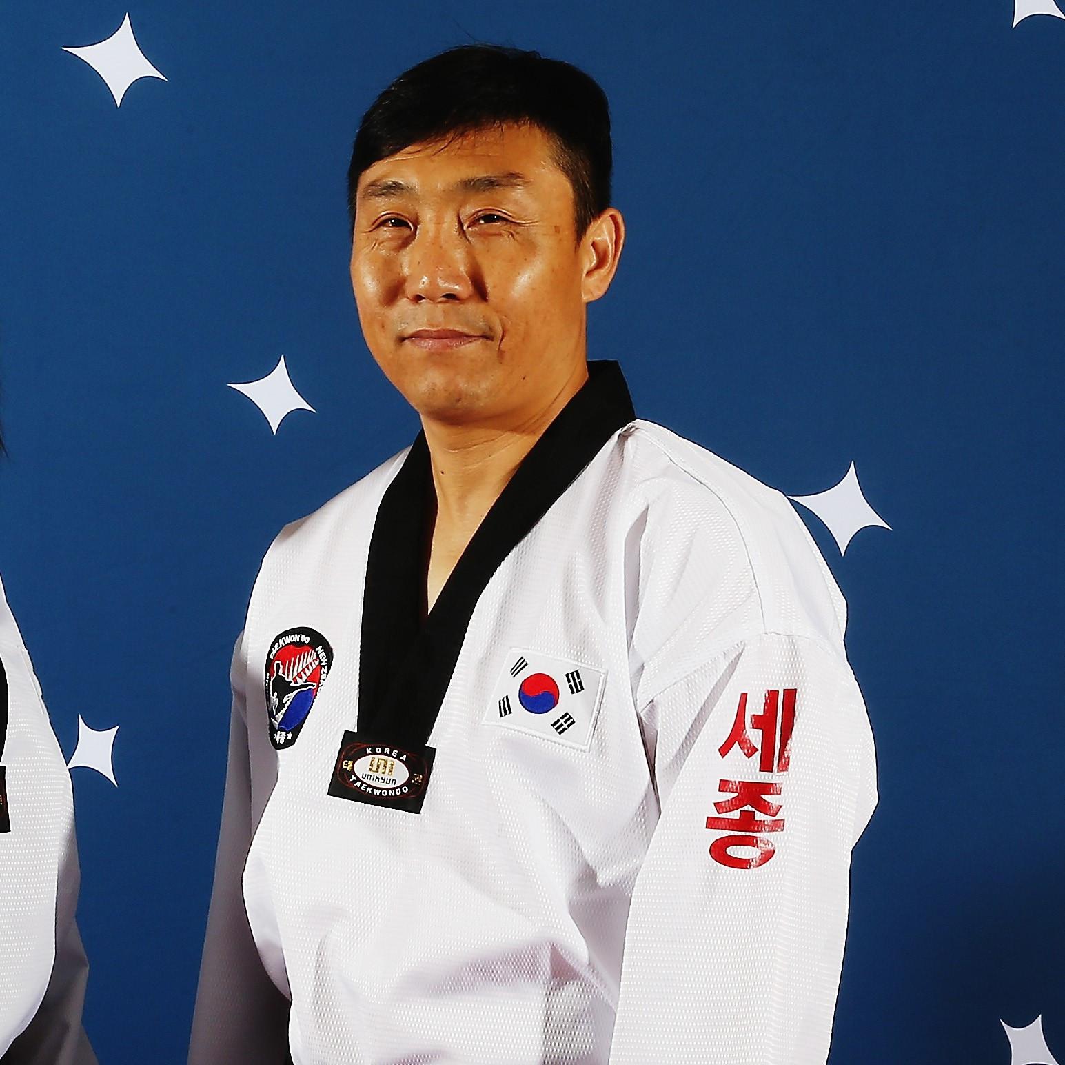 Oh elected to lead new World Taekwondo New Zealand Board
