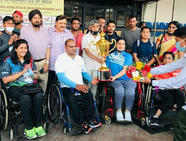 Paralympic Committee of India criticised after issues at National Para Athletics Championships