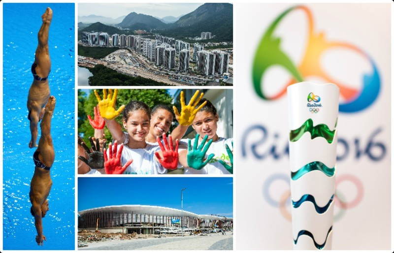 Patrick Hickey is confident Rio 2016 will still be a success with less than 200 days until the Opening Ceremony on August 5 ©Rio 2016/Getty Images