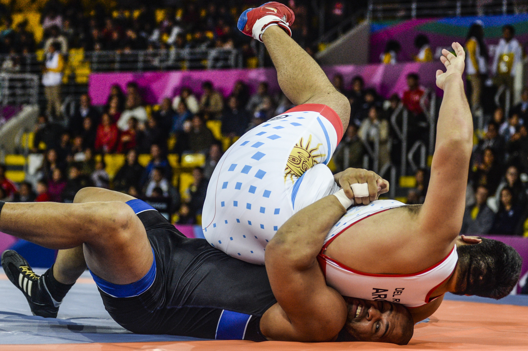 Pan American Wrestling Championships moved from Rio to Guatemala City