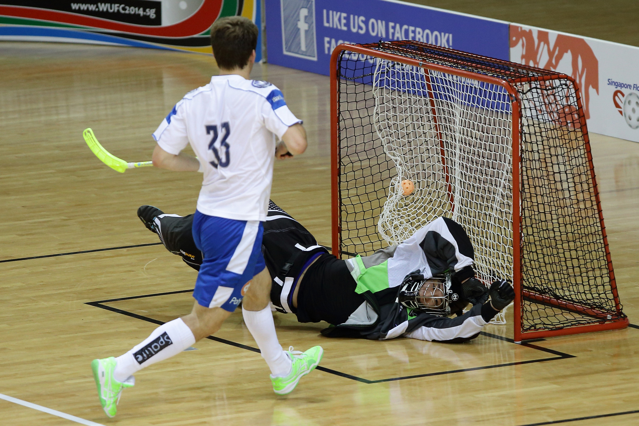 IFF secretary general hopes World Games will boost floorball in United States