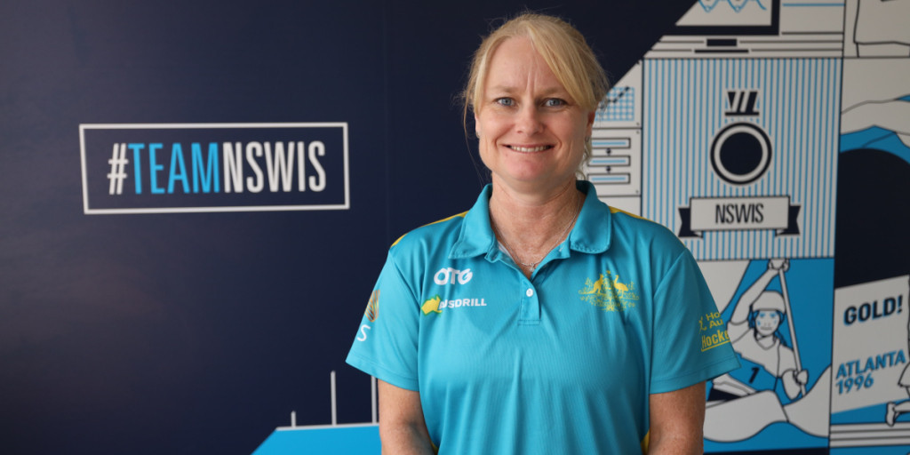 Hockey Australia appoints first female head coach of women's team