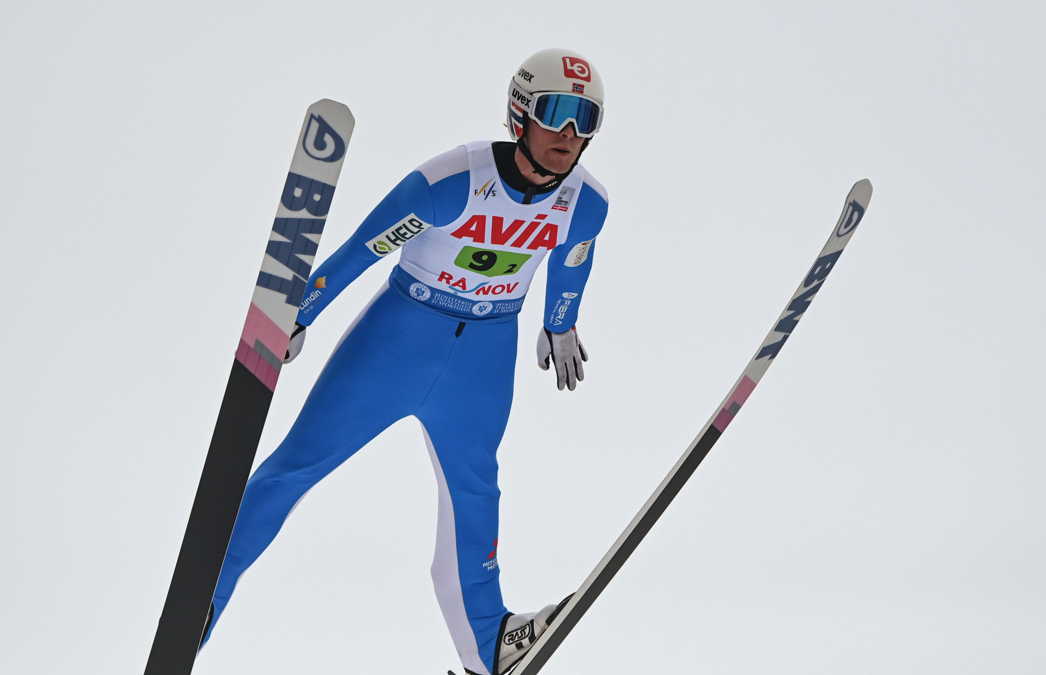 Tande wakes from medically induced coma after fall at Ski Jumping World Cup in Planica