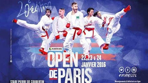 Top field to compete at season-opening WKF Karate1 Premier League event in Paris