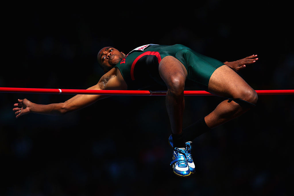 Dominican high jumper Williams named chair of CGF Athletes Advisory Commission