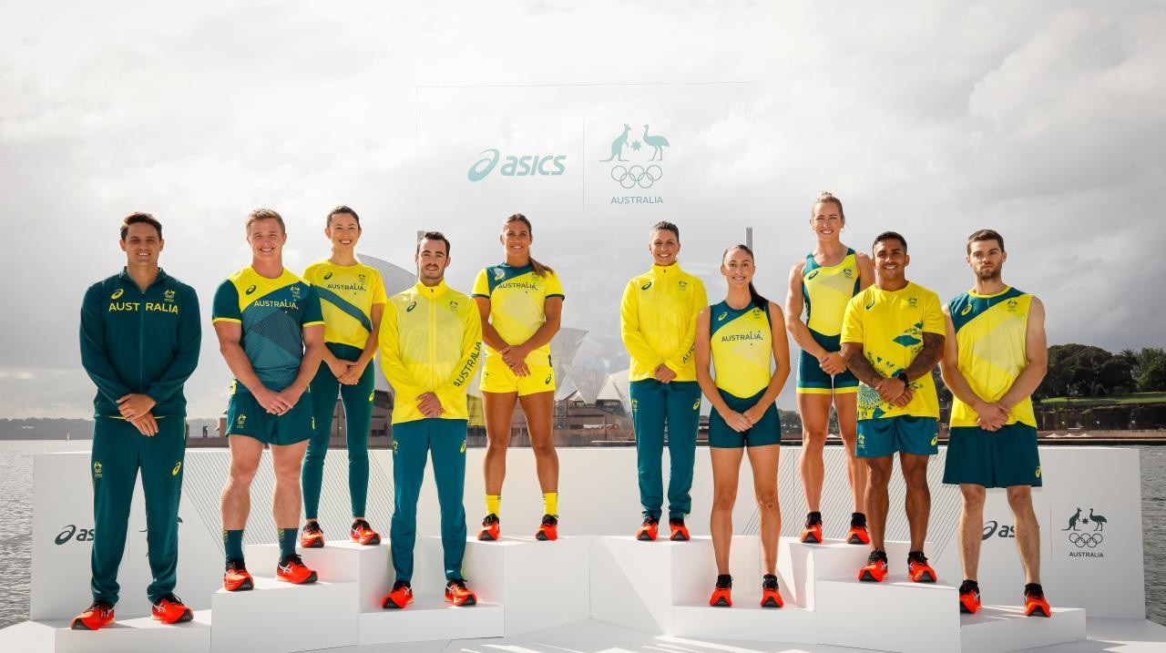 AOC responds to forced labour concerns after unveiling Asics-made Tokyo 2020 uniforms