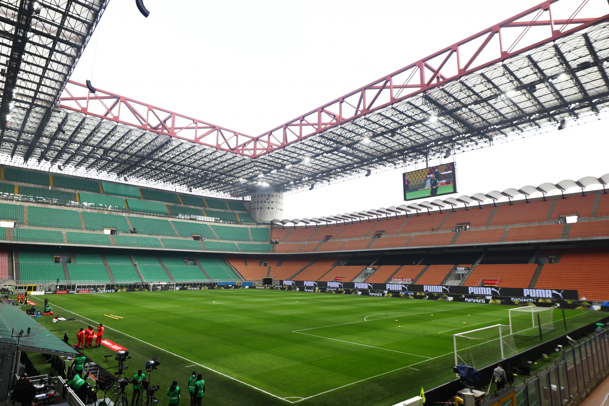 New San Siro Stadium document deadline extended to June as gridlock continues