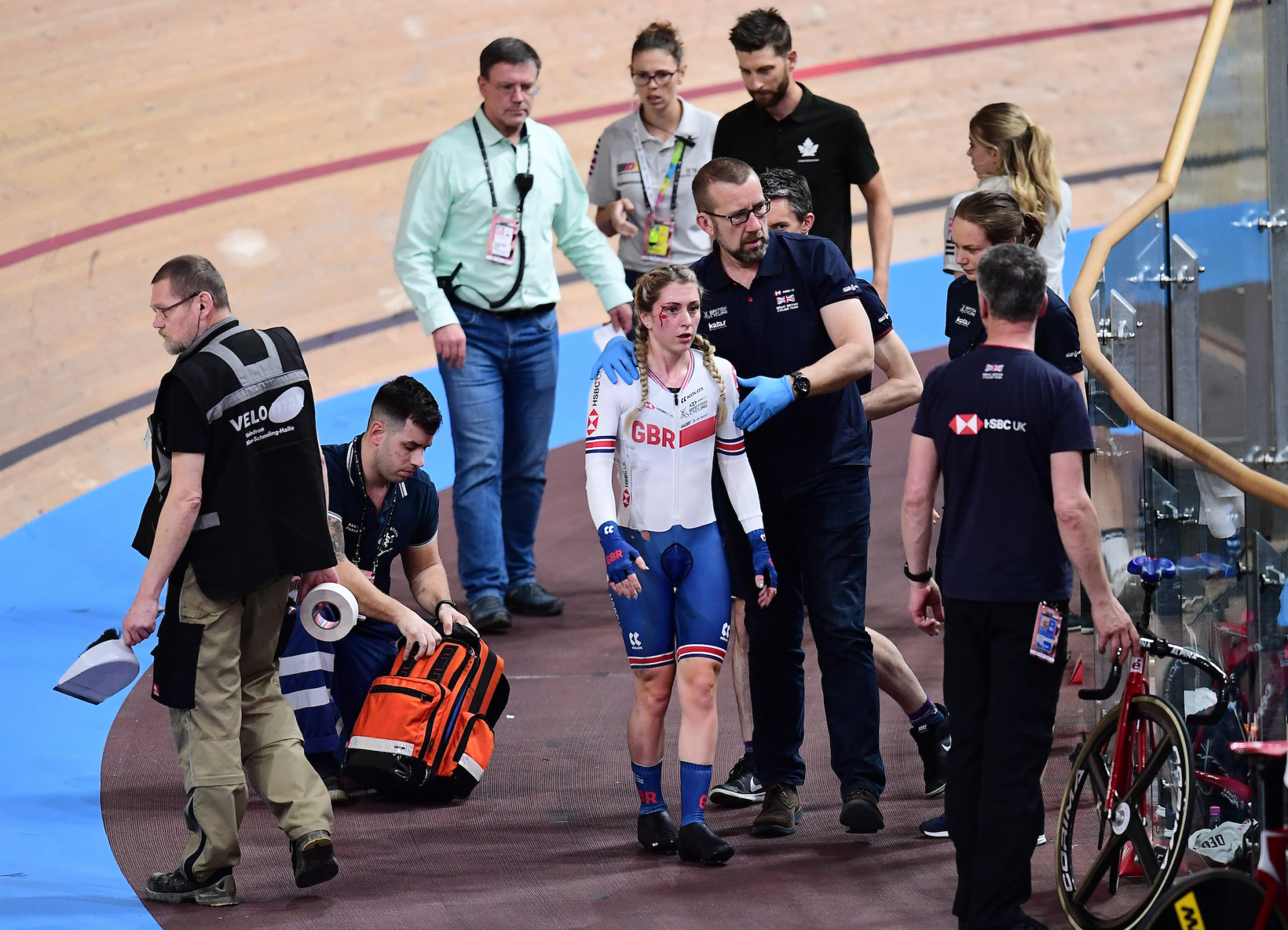 Embattled British Cycling names Jones chief medical officer