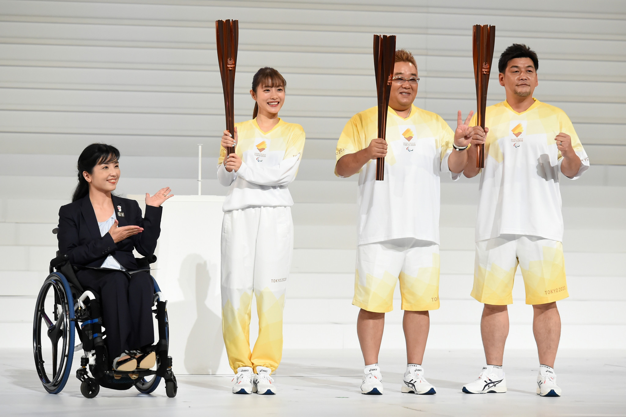 Tokyo 2020 announces plans for Paralympic Torch Relay and Flame festivals