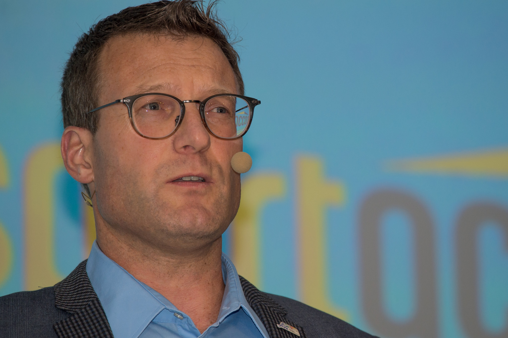 "IFA President says organisation ""well advised"" to adapt its Strategic Plan"
