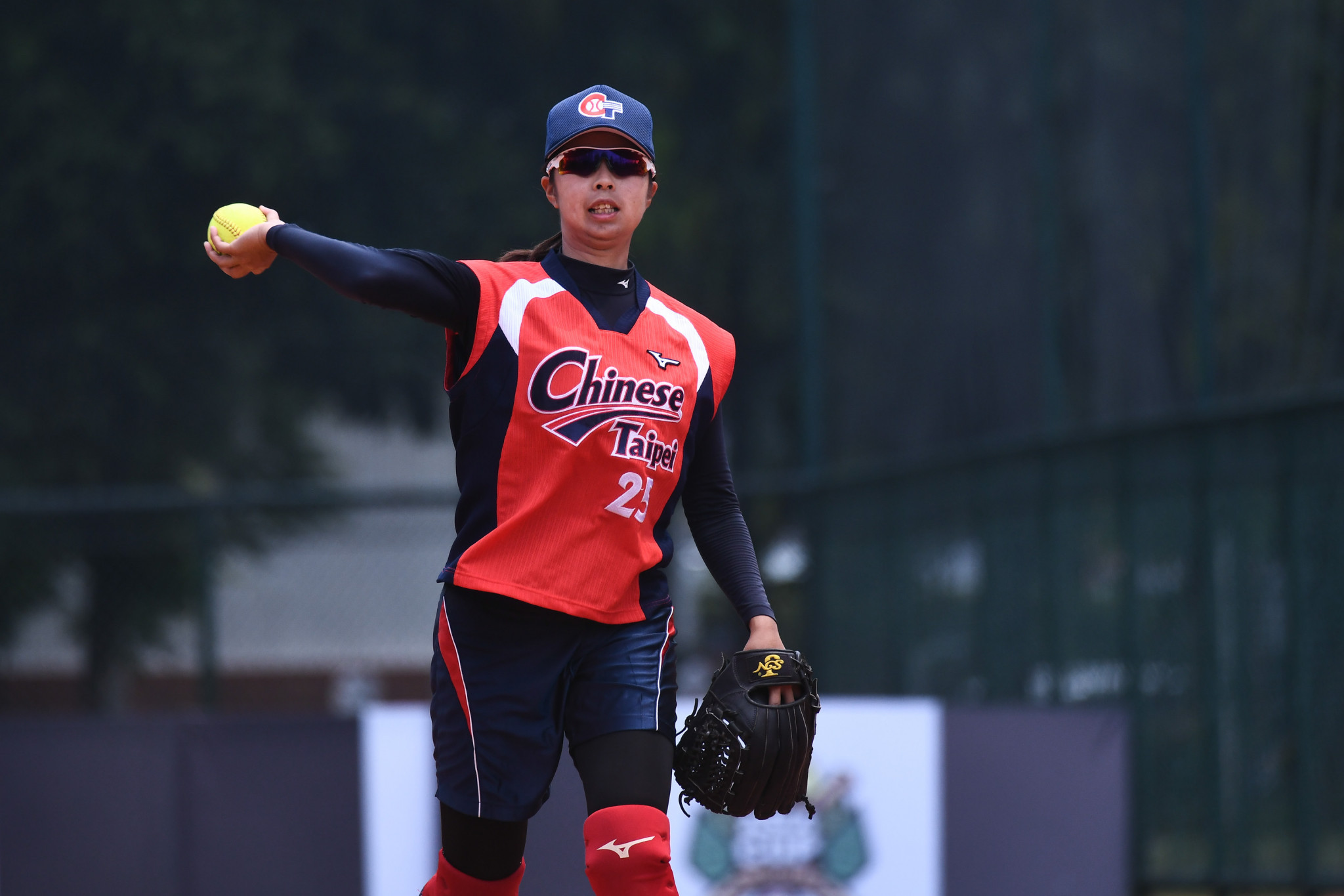 Chinese Taipei's women's softball side are to prepare for the Asian Games against a men's team ©Getty Images
