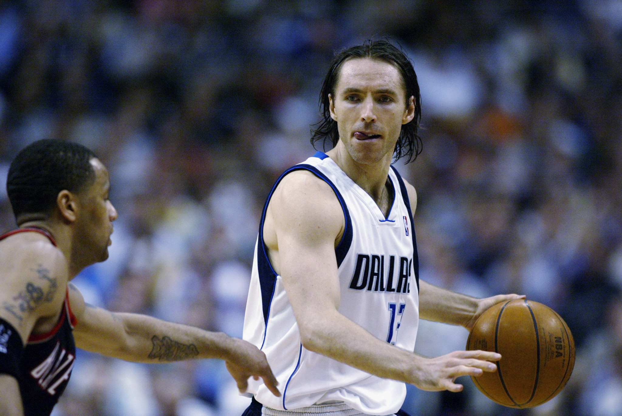 Steve Nash is considered one of the best non-American NBA players of all time Getty Images