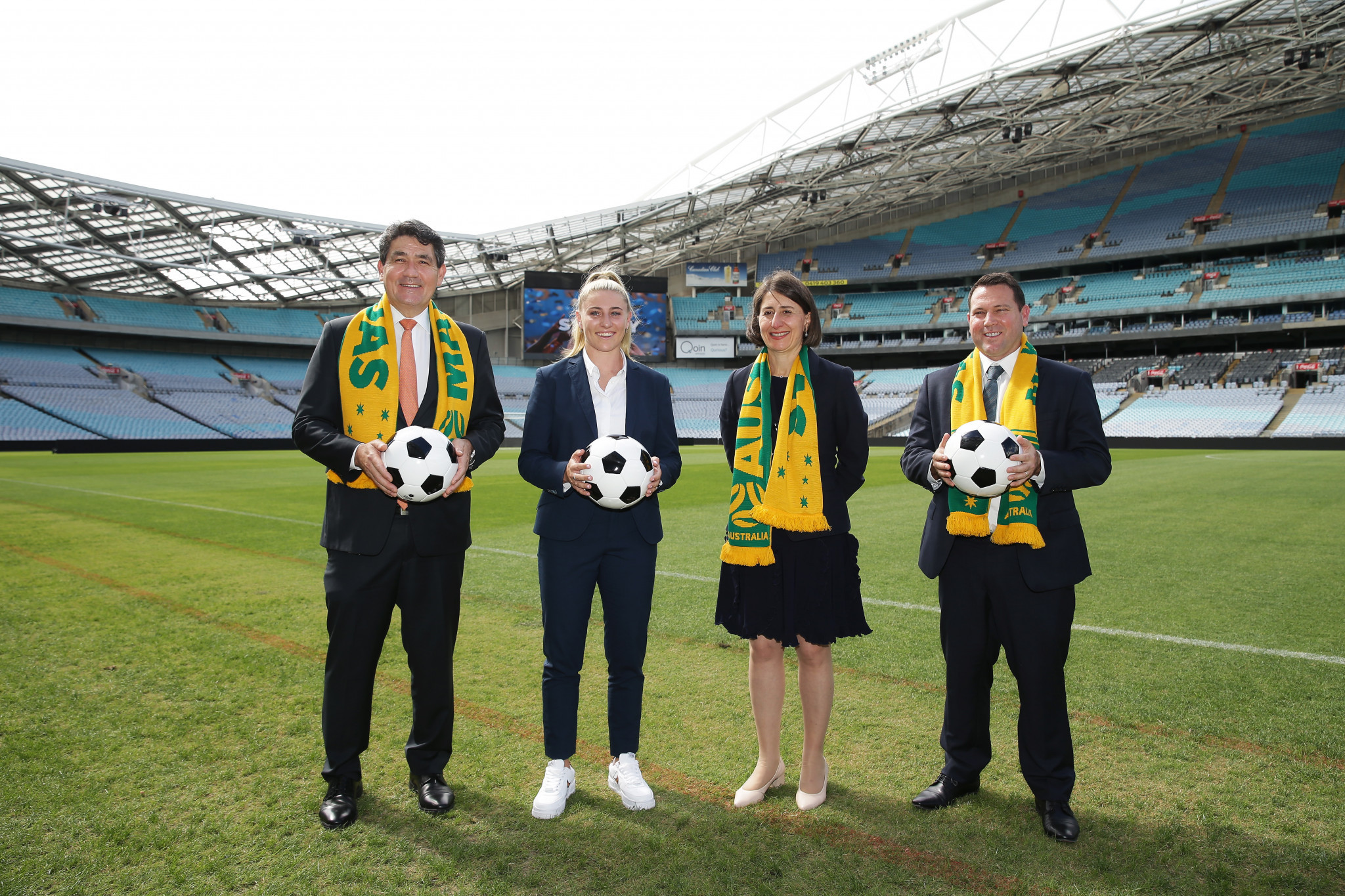 Host cities and stadiums named for 2023 FIFA Women's World Cup in Australia and New Zealand