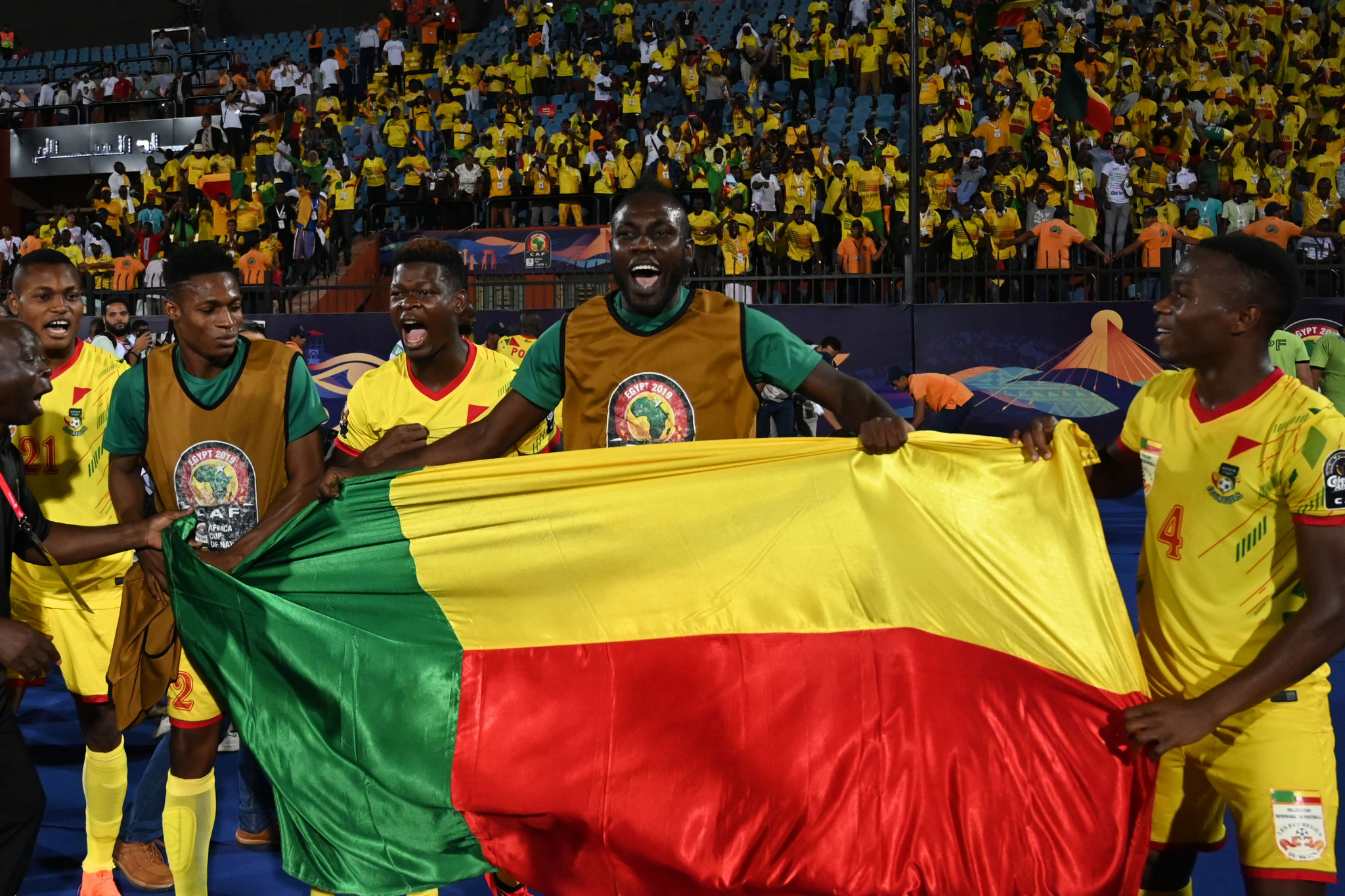 Benin's match with Sierra Leone has been postponed until June ©Getty Images