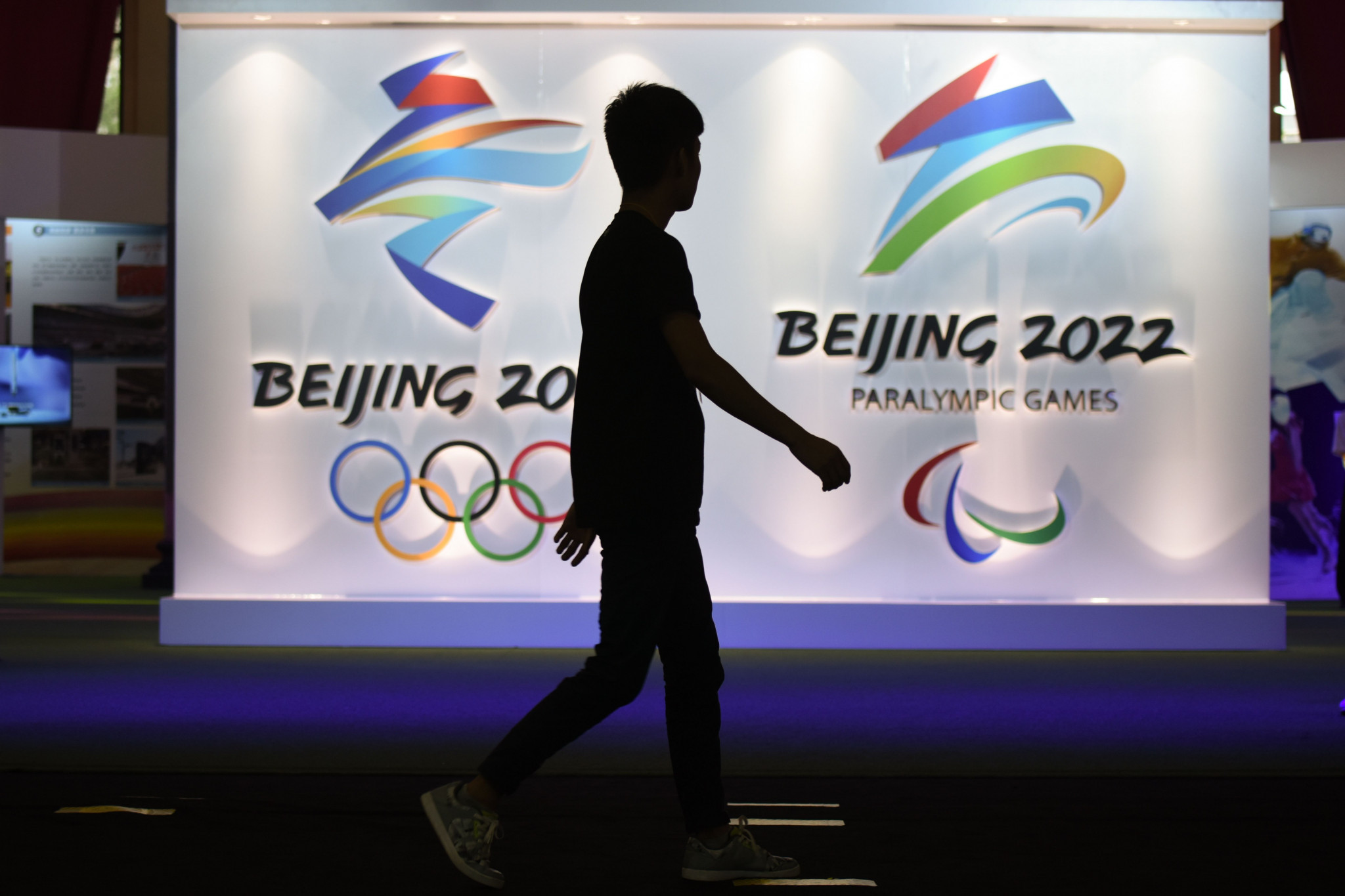 The Beijing 2022 Olympics are still set to go ahead despite accusations of human rights abuses in China ©Getty Images
