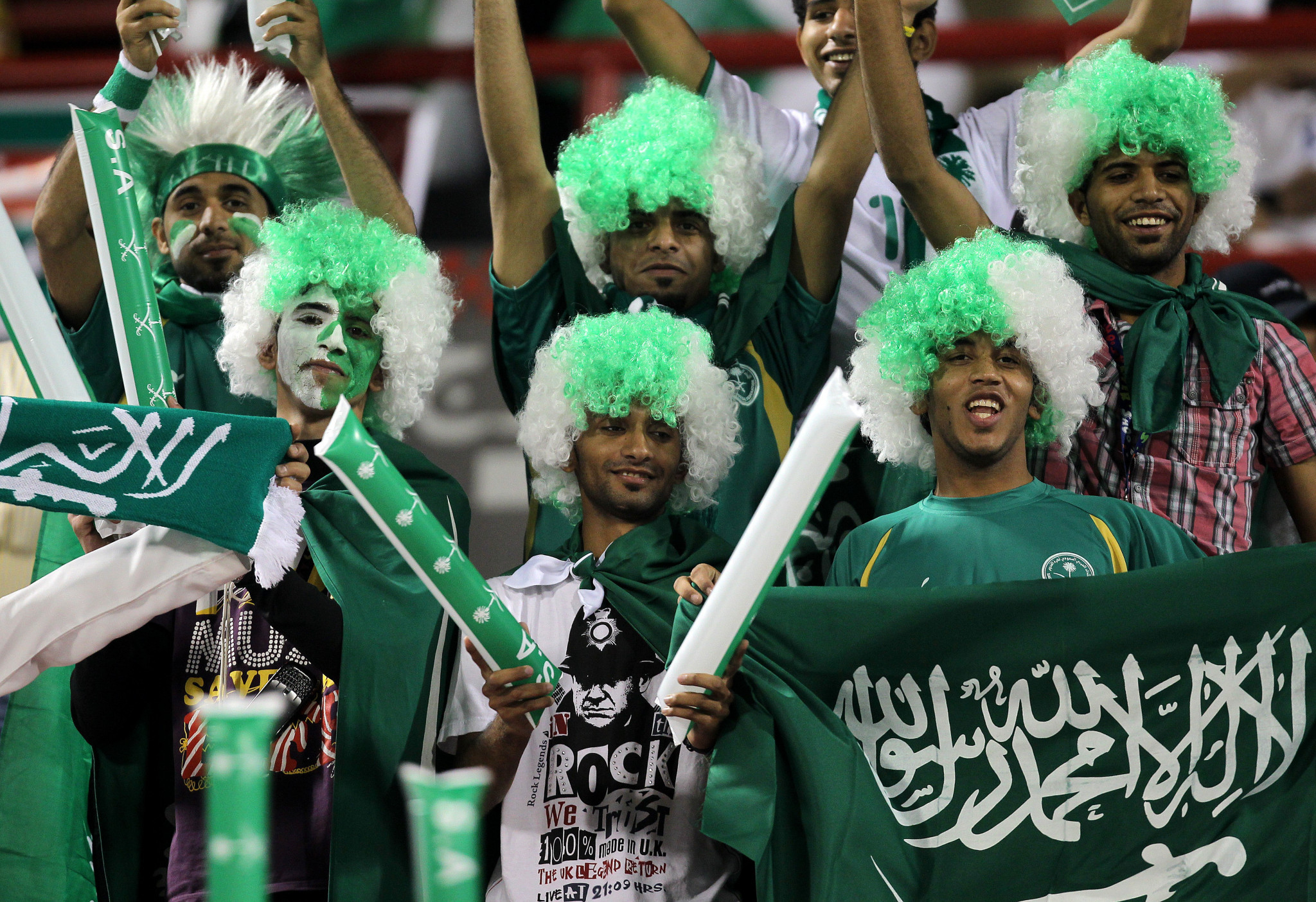 Saudi Arabia to permit vaccinated fans at limited-capacity sporting venues