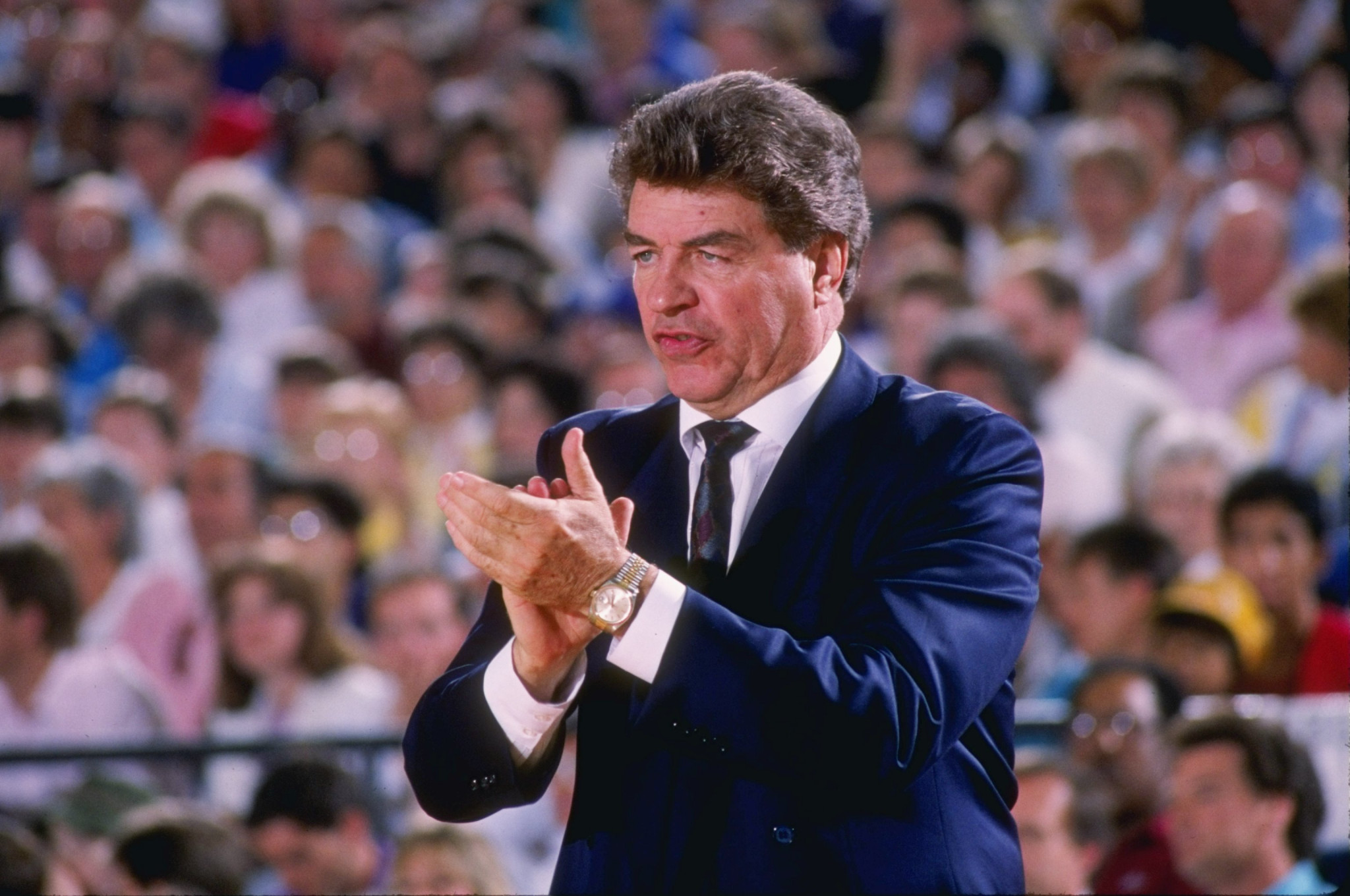 Chuck Daly is the latest inductee into the FIBA Hall of Fame ©Getty Images